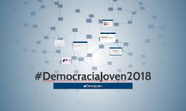 #DemocraciaJoven2018