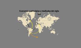 Economía a mediados del siglo XIX
