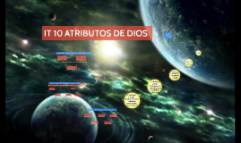 IT 10 ATRIBUTOS DE DIOS