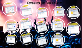 Copy of como crear una base de datos