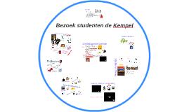 Bezoek studenten de Kempel