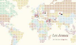 Copy of Les Armes