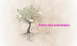 Copy of Entrevista psicologica