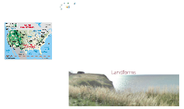 Copy of Northeast Landforms