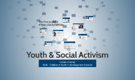 Youth & Social Activism