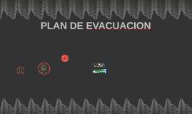 Copy of PLAN DE EVACUACION