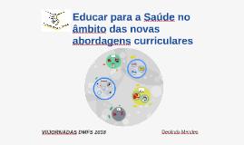 Educar para a Saúde no âmbito das novas abordagens curricula