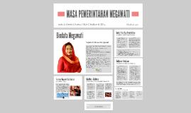 Copy of Masa Pemerintahan Megawati