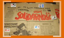 Solidarnosc (Lech Walesa in Poland)