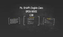 Copy of Ms. Orloff's English Courses