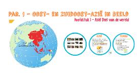 Par.1 - Oost- en Zuidoost-Azië in beeld