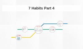 7 Habits Part 4