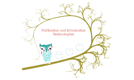 Publication and Information Technologies