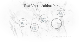 Test Match Sabina Park