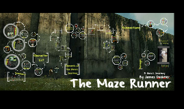 Copy of A Hero's Journey Book Project - The Maze Runner by James Dashner
