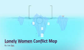 Lonely Women Conflict Map
