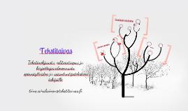 Tekstitaivas / Yritysesittely