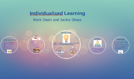 Copy of Individualised Learning - Huddersfield