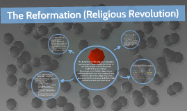 The Reformation (Religious Revolution)