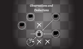 Observations and Deductions