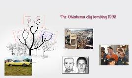 The okalahoma city bombing 1995