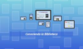 Biblioteca Prof. Teodosio Muñoz Molina