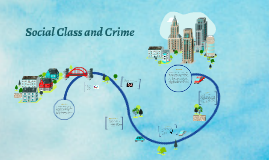 relationship between social class and crime