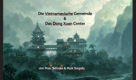 Vietnamesische Gemeinde & Dong Xuan Center