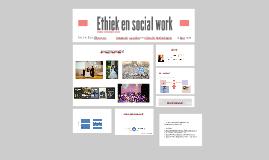 Ethiek en social work