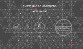 Copy of OSHAS 18001