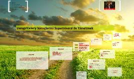 Uwsgi/Celery Süreçlerini Supervisord ile Yönetmek
