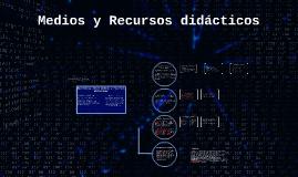 Copy of Medios y Recursos didácticos