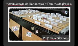 Administração de documentos