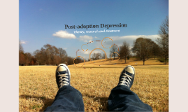 Post-adoption depression: Theory, research & treatment