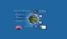 GESTÃO EM TECNOLOGIA