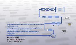 CORREGIDO Tecnologías de mejora de los anticuerpos monoclonales: Probl