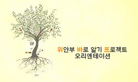 Copy of 위안부 바로 알기 프로젝트