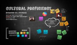 Cultural Proficiency NSCC G&D