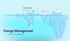 Copy of Change Management