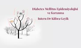 Diabetes Mellitus Epidemiyolojis