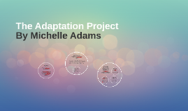 The Adaptation Project