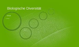 Biologische Diversität