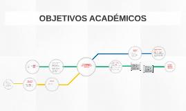 Guía didáctiva para el diseño de objetivos.
