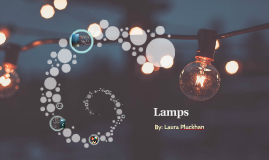 History of Lamps