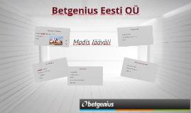 Betgenius Eesti OÜ