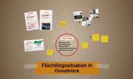Flüchtlingssituation in Osnabrück