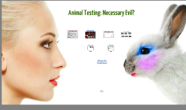 Animal Testing: A Necessary Evil?