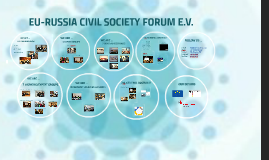 EU-RUSSIA CIVIL SOCIETY FORUM 2017
