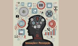 Copy of Processos Cognitivos - Sensação e Percepção