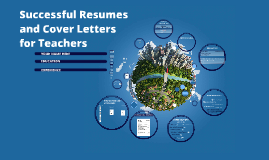 Copy of Boise EDCI 401: Resumes, Cover Letters, Placement Files